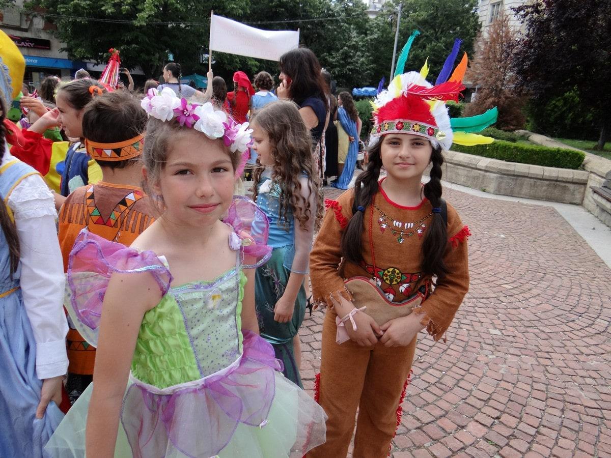 Карнавално шествие 3