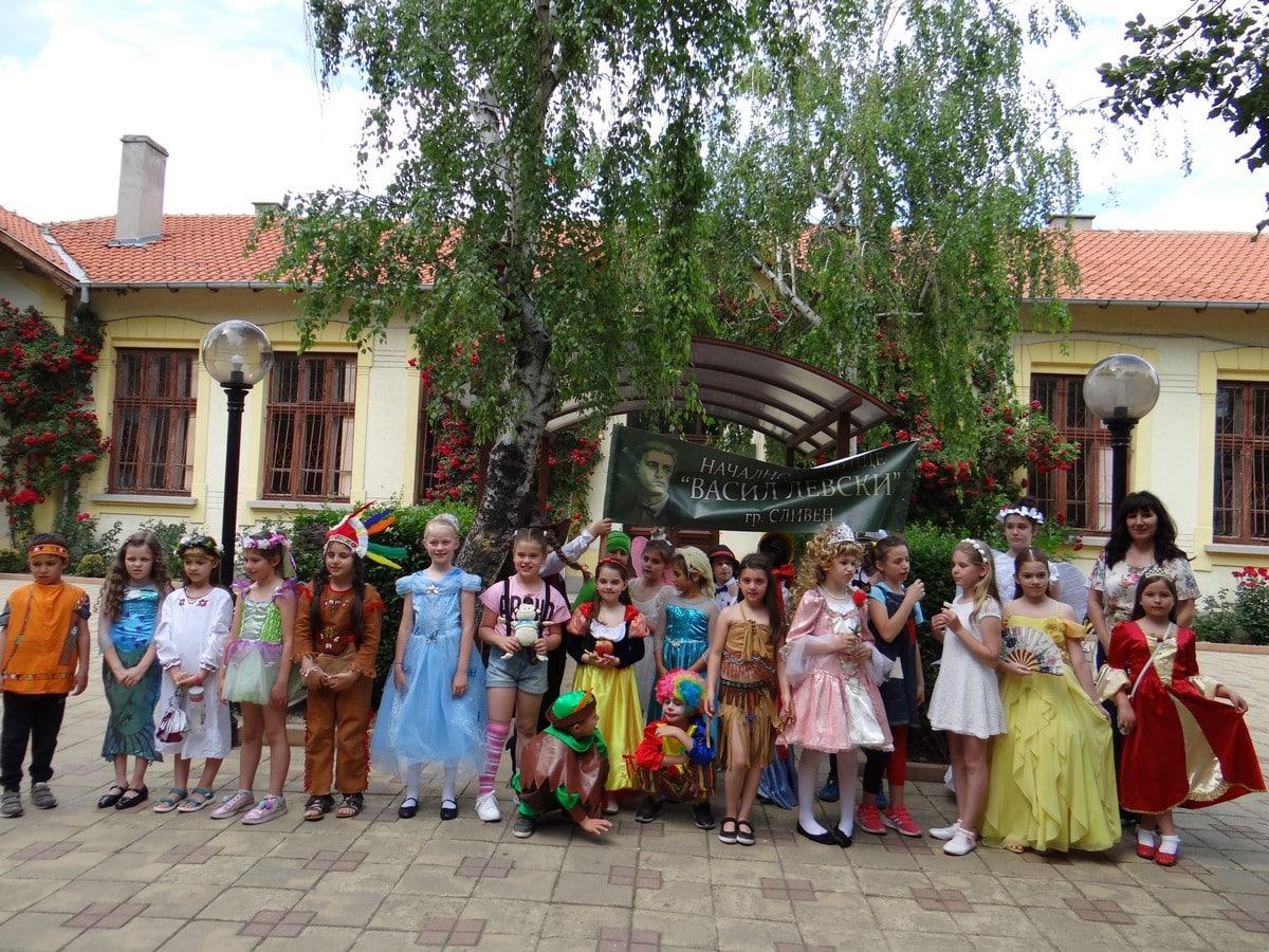 Карнавално шествие 1