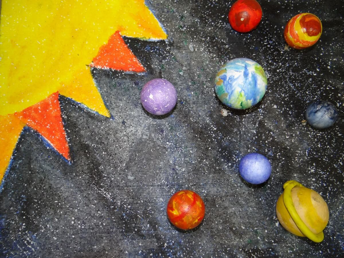 Слънчевата система 4